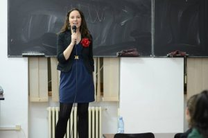 Speaker la BrainFest la A.S.E. – Bucuresti