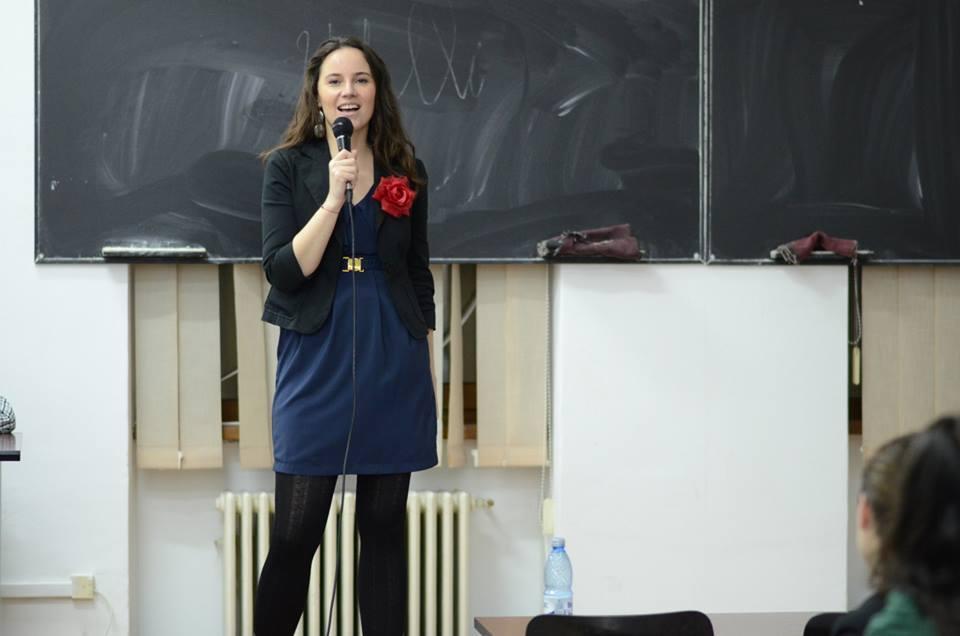 Speaker la BrainFest la A.S.E. – Bucuresti